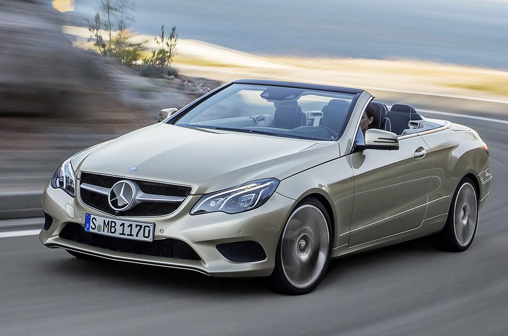 Nuova mercedes classe e coup e cabrio tuning generation notizie dal mondo del tuning auto - Mercedes classe e 4 coupe ...