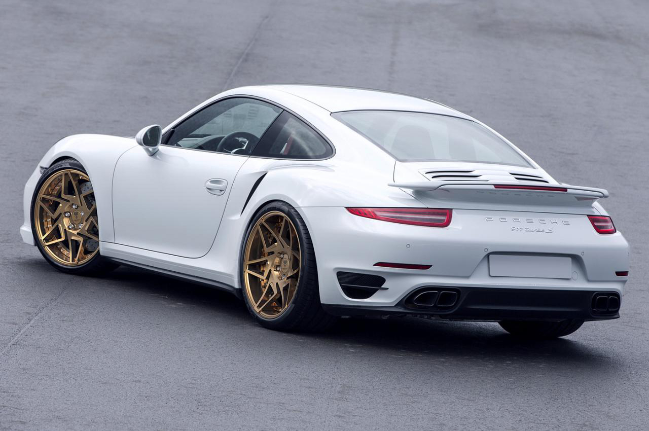 porsche 911 turbo s by prototyp production. Black Bedroom Furniture Sets. Home Design Ideas
