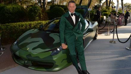 Lapo Elkann Ferrari amfAR