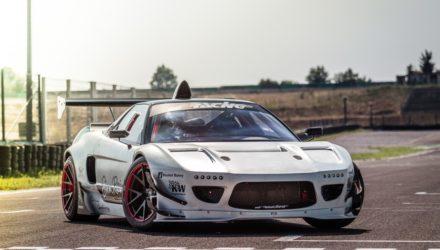 Honda NSX Simoni Racing