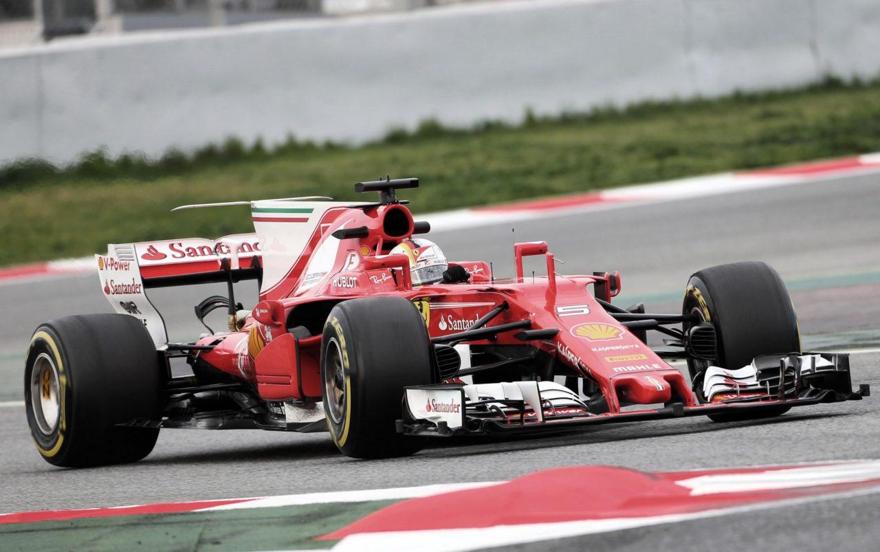 Vettel non si accontenta: La Ferrari non è da quarto posto