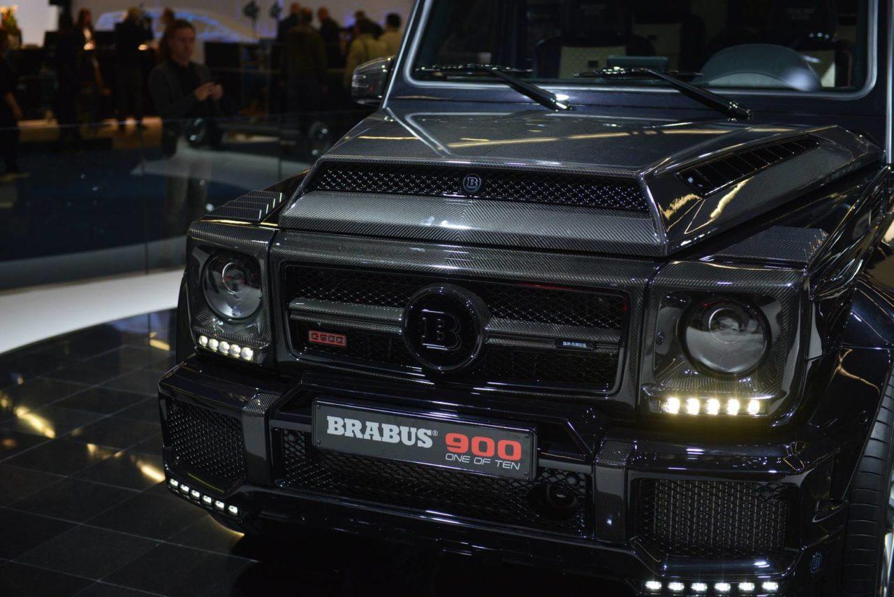 Brabus 900 G65 Amg 1 Of 10 Pi Cattivo Ed Emozionante