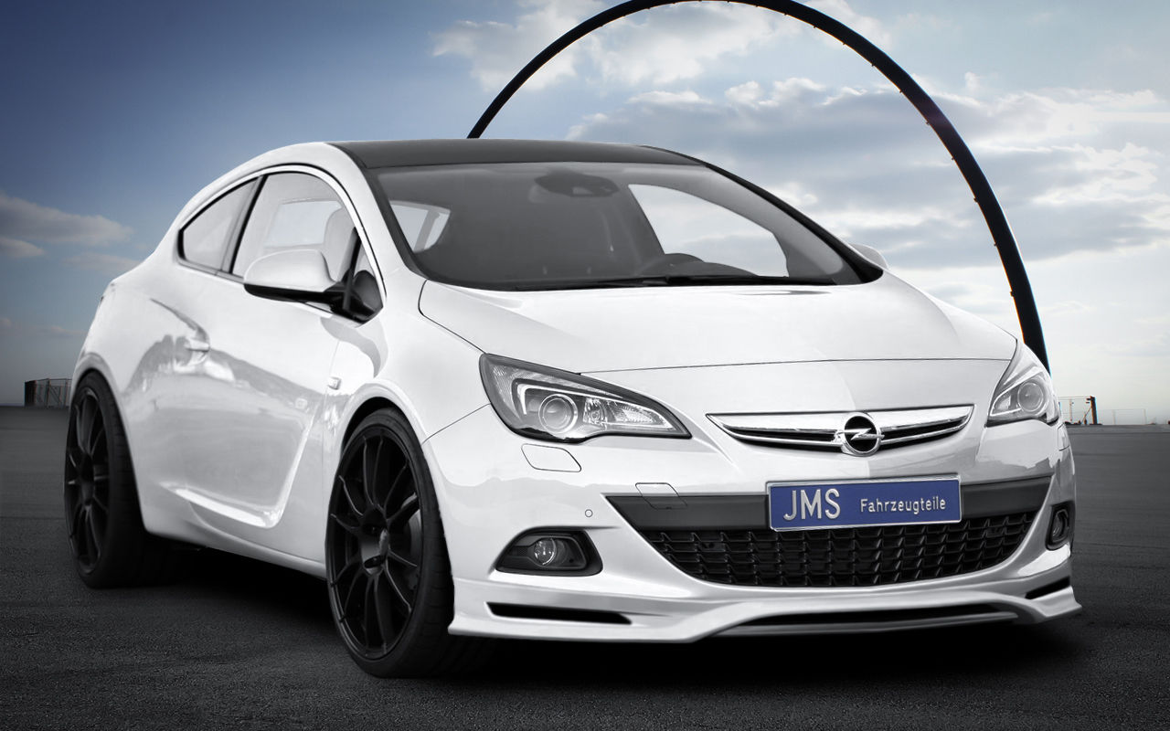 opel astra gtc by jms tuning generation notizie dal. Black Bedroom Furniture Sets. Home Design Ideas