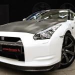 Nissan-GT-R Romeo Ferraris