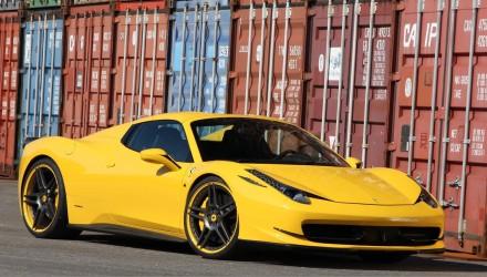 Novitec Ferrari 458 Spider