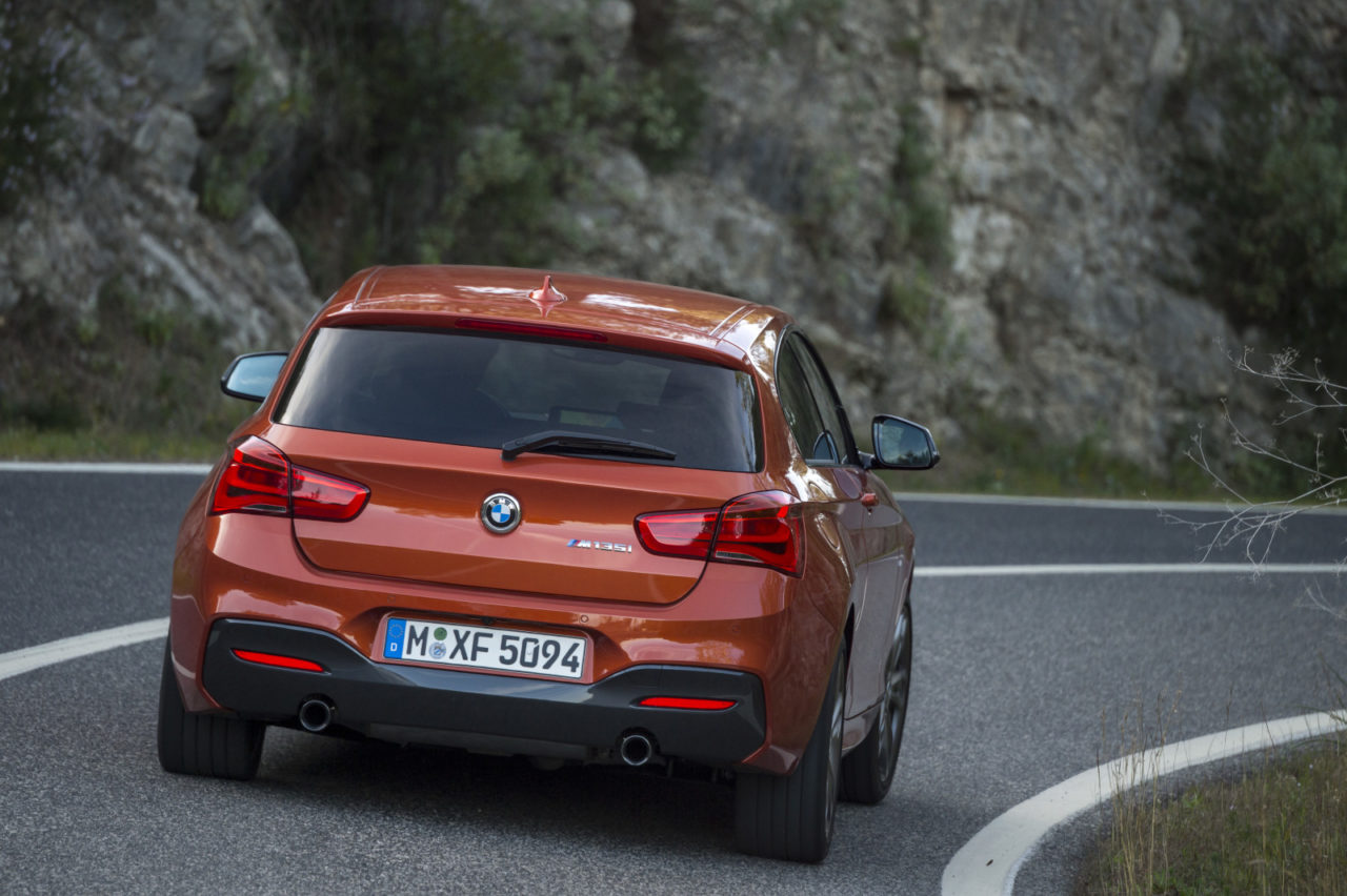 Potenza m power: bmw m135i