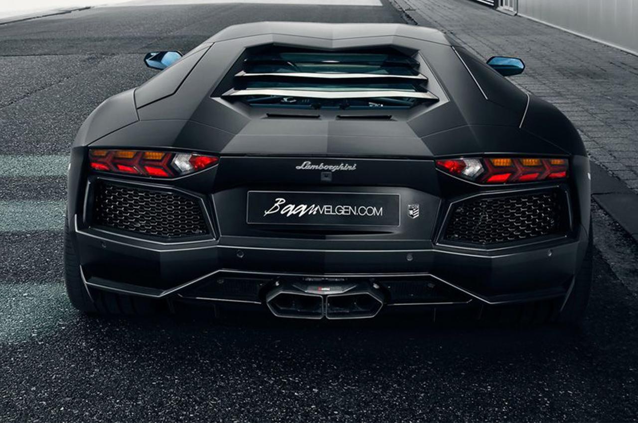 Lamborghini Aventador By Hre