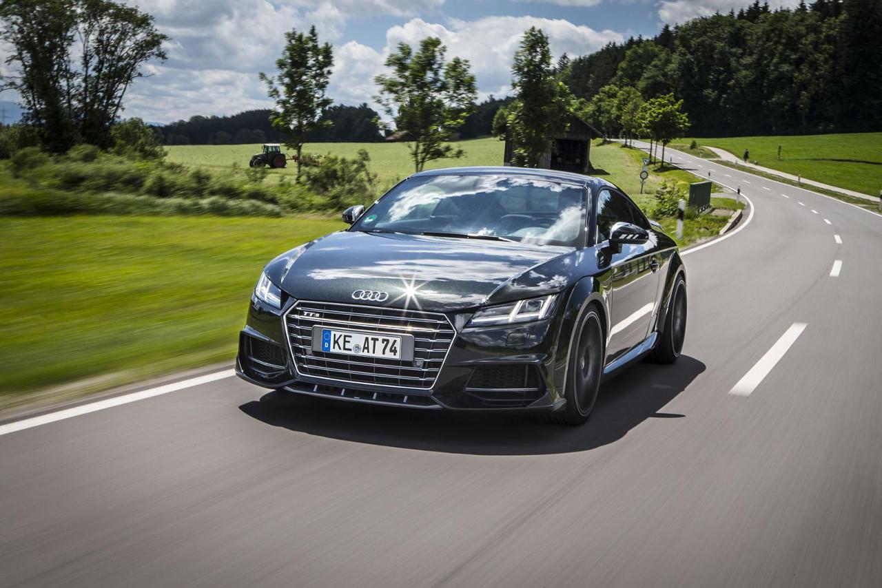 Audi Tts By Abt