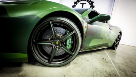 Garage Italia Customs
