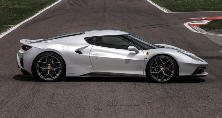 Ferrari 458 MM