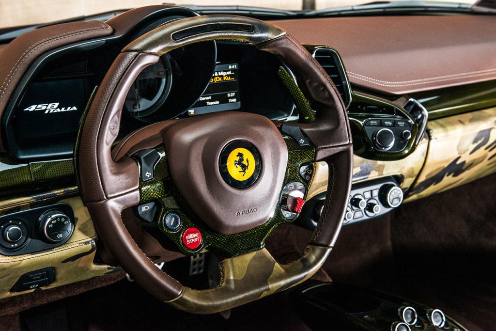 Lapo Elkann Ferrari