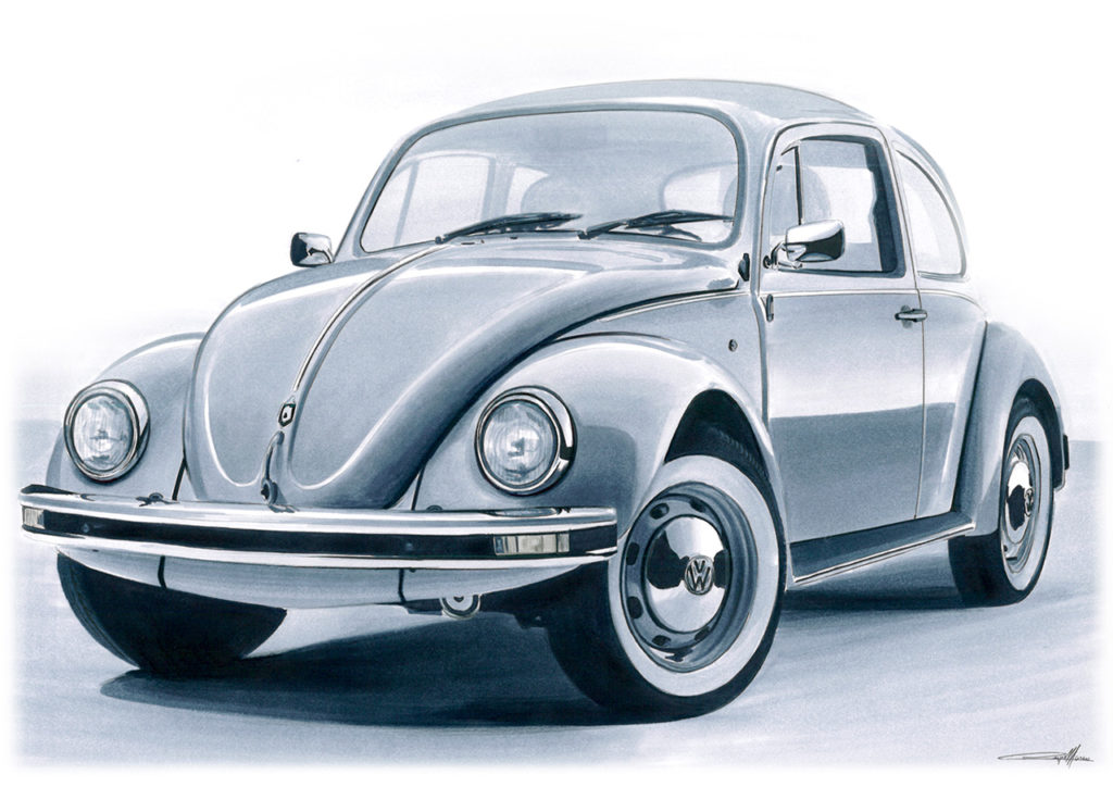 Volkswagen New Beetle 2003 Last edition Marco Piras