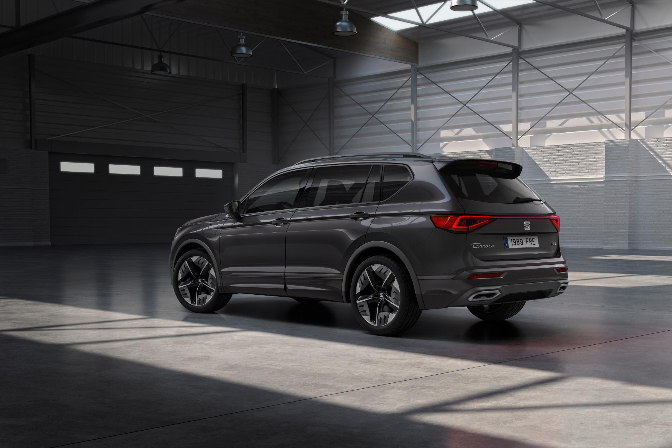 Nuova Seat Tarraco 2020 arriva il SUV ibrido plug-in da 245CV