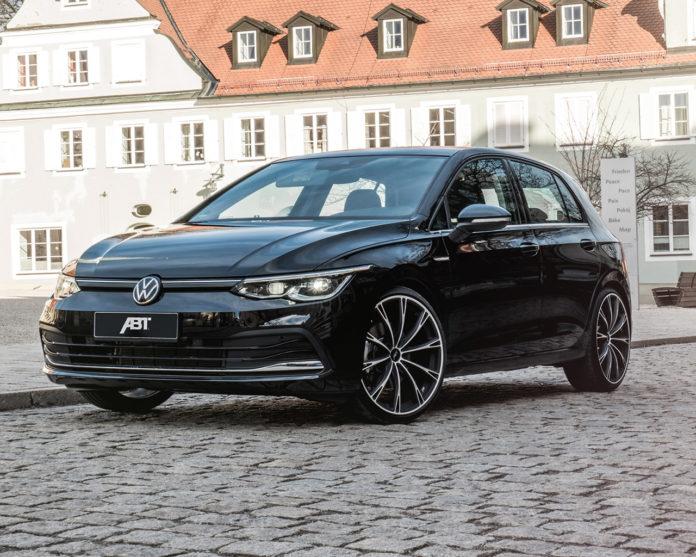 ABT Sportsline Volkswagen Golf VIII