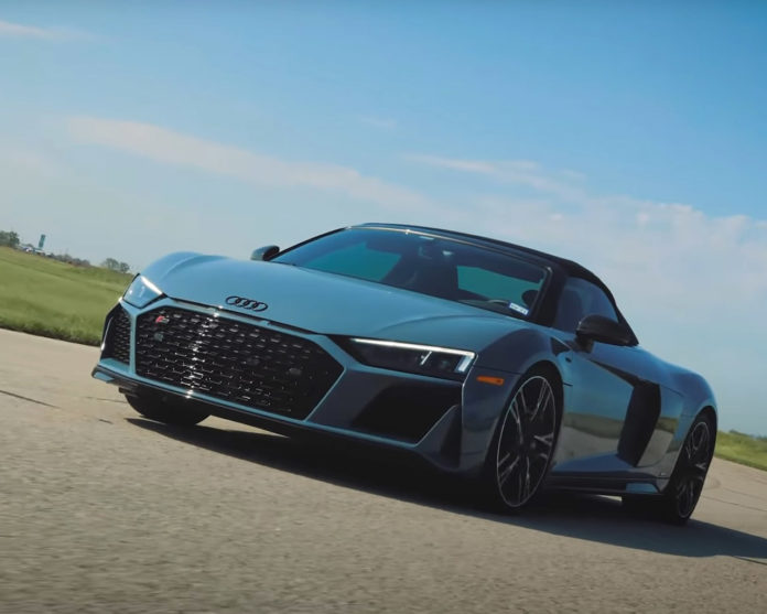 Audi R8 V10 by Hennessey Performance