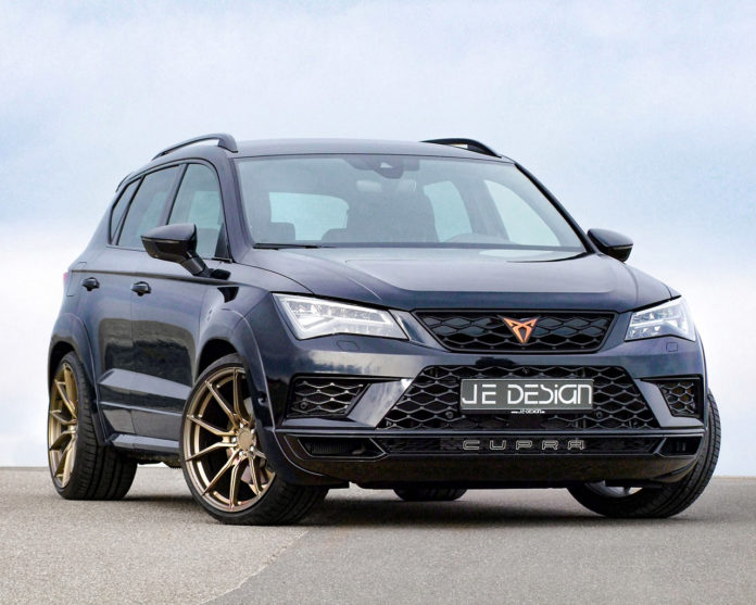 Cupra Ateca by JE Design