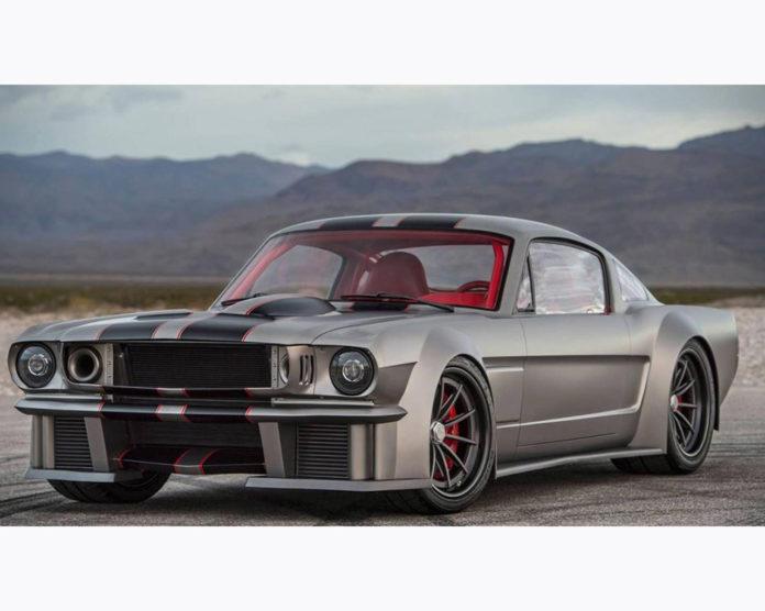 Vicious Mustang