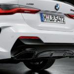BMW Serie 4 Coupé 2021 - M Performance Parts
