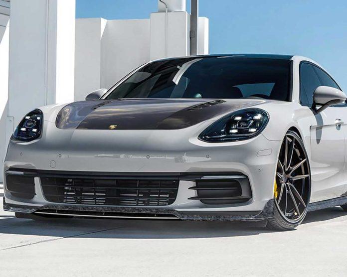 Porsche Panamera 971 by DMC