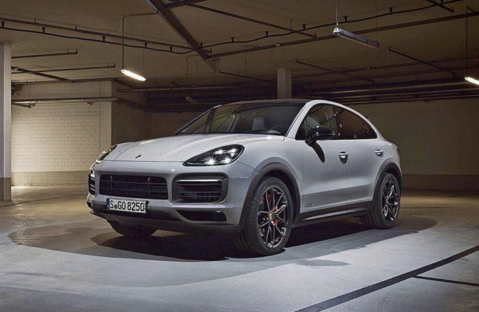 Porsche Cayenne Coupè GTS 2021